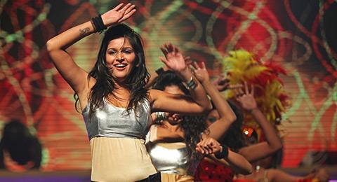 Bollywood Dancing